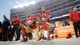 49ers' Eric Reid: NFL redistributing cancer & military awareness money for social justice