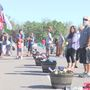Visitors honor fallen soldiers at traveling Vietnam Memorial