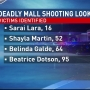 4 women shot at Burlington mall ID'd by coroners office