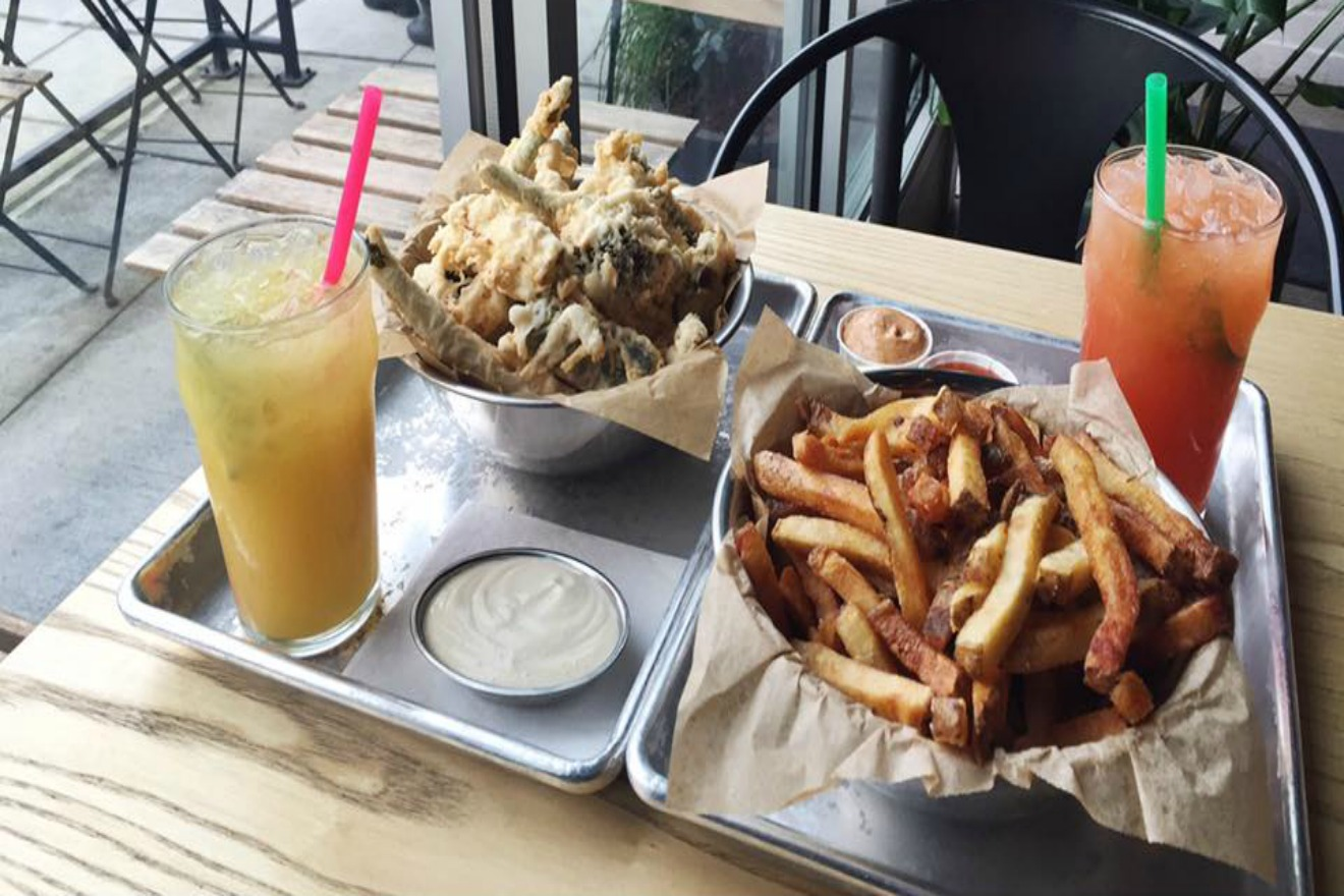 Food and Wine just named the best french fries in the America; and while New York took the most spots, this Seattle favorite made the list: Rachel's Ginger Beer! (Image Courtesy: Rachel's Ginger Beer Facebook Page)