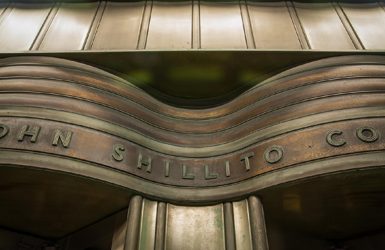 BUILDING: Shillito's / LOCATION: 151 W 7th St (45202) -- Downtown / TIDBIT: This Shillito's location, which was opened in 1878, was (for a time) the country's largest department store. After a structural facelift in 1937, the Shillito's building featured Art Deco elements. / IMAGE: Melissa Doss Sliney