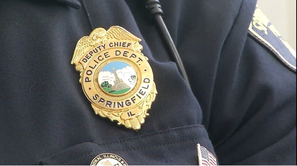 In a special report, Newschannel 20 takes a step into the Springfield Police Department and sees their journey with the hardware. (WICS)