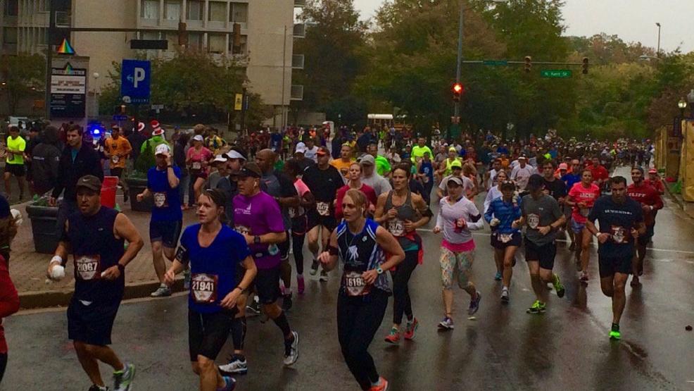 Marine Corps Marathon kicks off, roads closed throughout ...