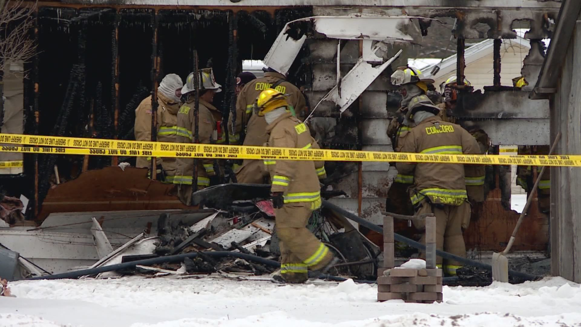 Deadly fire in the 22000 block of County Road 45 // WSBT 22{ }