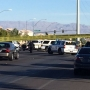 Suspect shot after pursuit that begins in downtown Las Vegas ends in Henderson