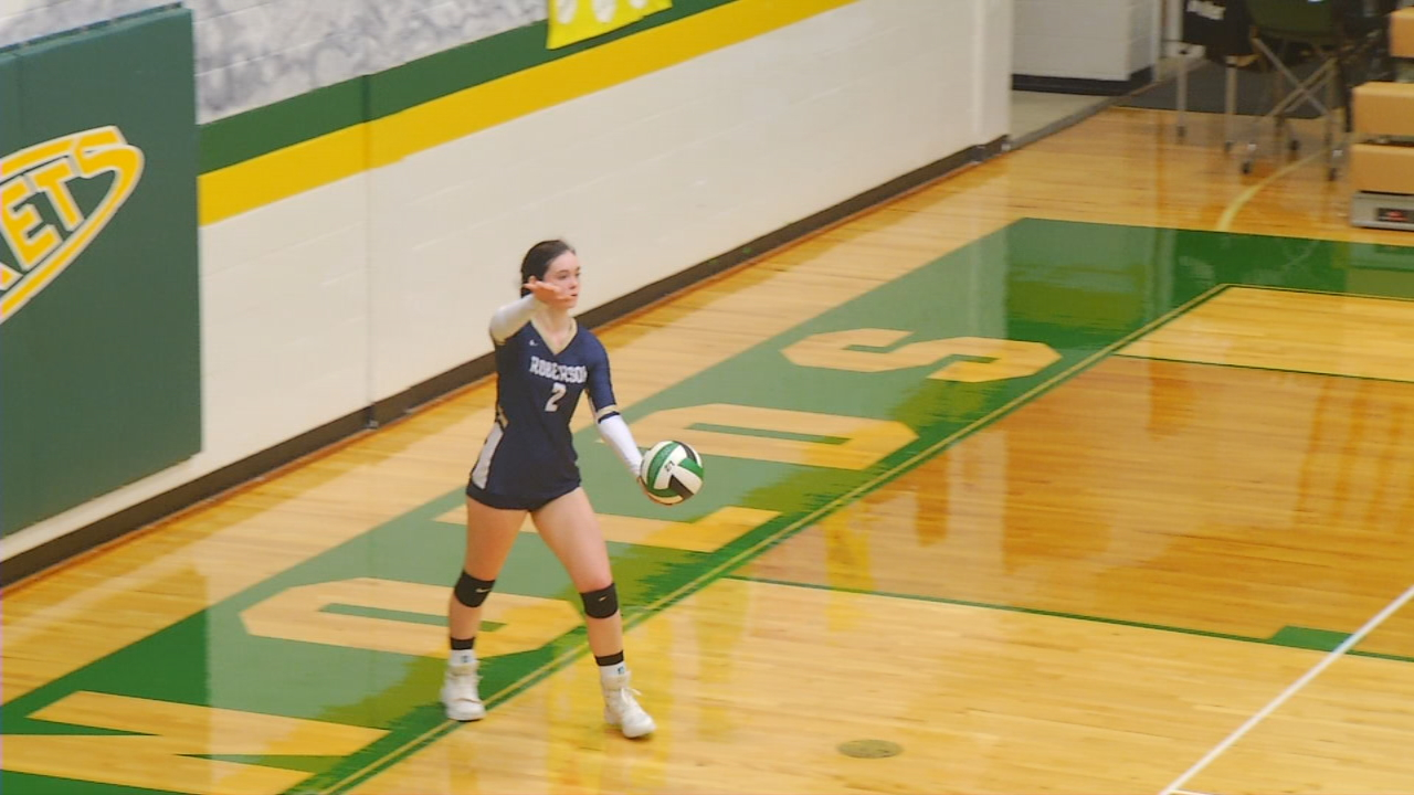 Volleyball recap: Rams vs. Rockets