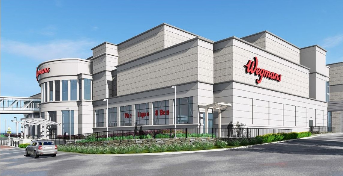Wegmans 2.jWegmans announced Wednesday that it will be opening a two-story store in Natick Mall next spring. (Photo: Wegmans Food Markets)pg