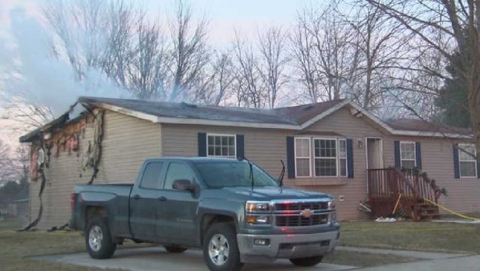 Fire damages Swartz Creek home