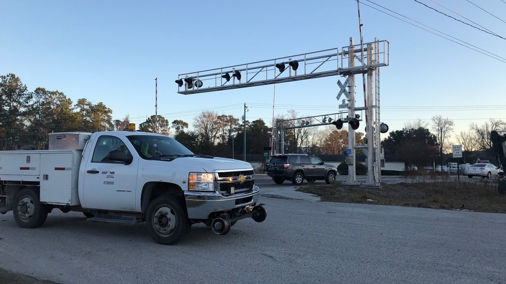 More railroad crossing closures expected in Charleston and Dorchester counties