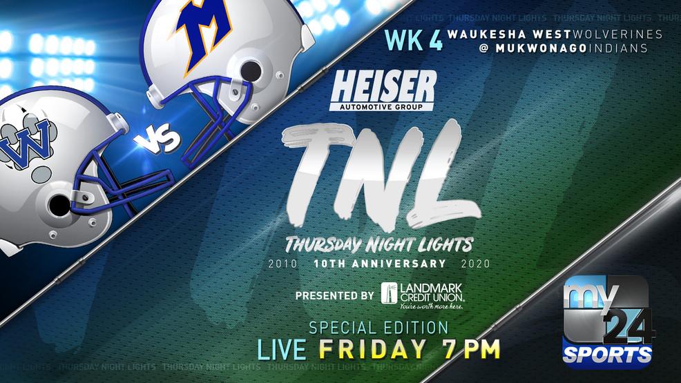 Mukwonago Halloween 2020 Heiser TNL 2020 | LIVE FRIDAY: Waukesha West @ Mukwonago