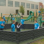 Kroc Community Center unveils new playground