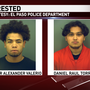 Two arrested on capital murder charge in shooting death of Ysleta High School student