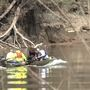 Missing kayaker search concludes day six