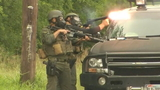 Standoff ends after SWAT enters home, suspect not found