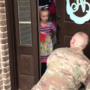 Tearful homecoming for Daphne soldier