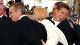George Clooney 'will end Brad Pitt's career with prank'