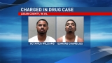 Logan County deputies make three arrests in two drug cases