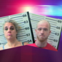 Couple busted for robbing Mobile woman at home and stealing her car