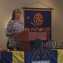 Guest speaker sheds light on domestic violence at Rotary