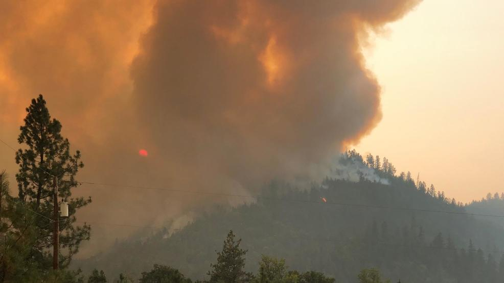 Ramsey Canyon Fire 95% contained | KTVL