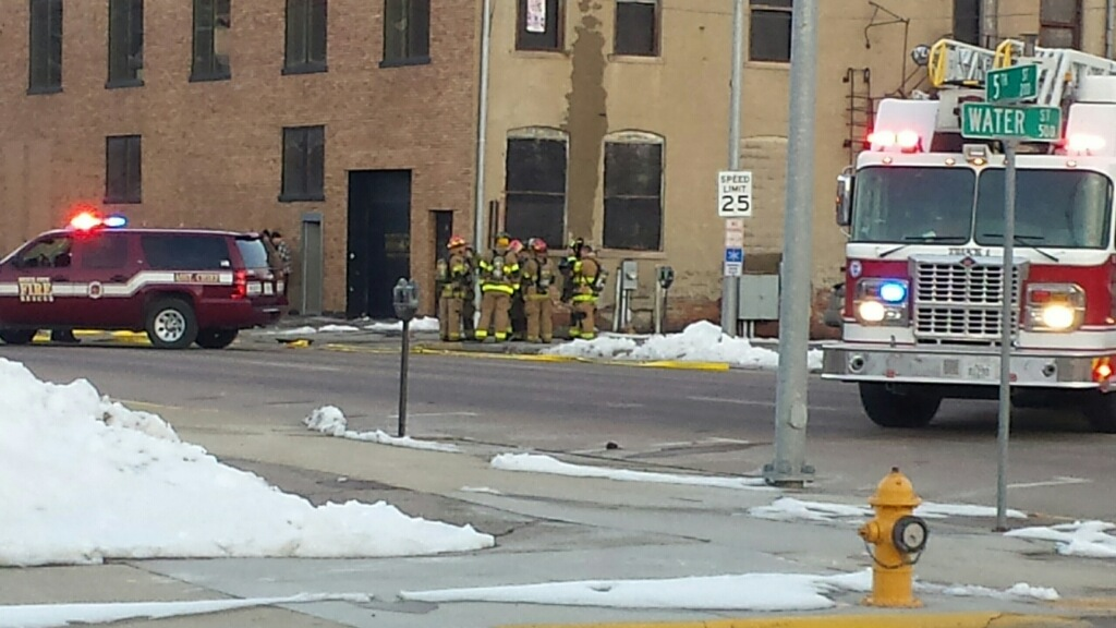 Sioux City Fire Rescue Investigating Possible Electrical Fire