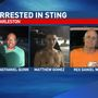 Charleston police make three more arrests in prostitution sting