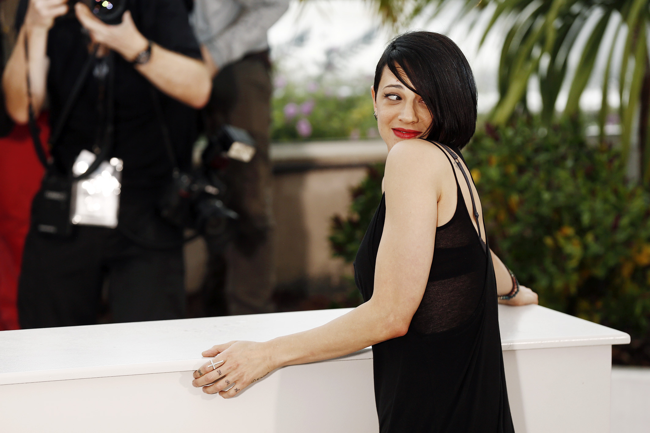 Asia Argento at the 67th Annual Cannes Film Festival. When: 22 May 2014 Credit: KIKA/WENN.com