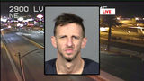 Man arrested for killing girlfriend with vehicle near 'Welcome to Las Vegas' sign