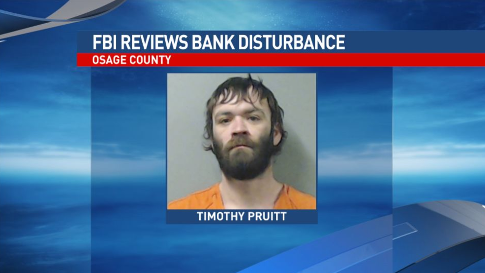 Fbi to review alleged bank robber case in chamois krcg for Bureau 13 review