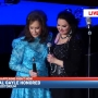 Crystal Gayle inducted into the Grand Ole Opry