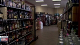 Liquor, pot shop sales stay steady through snow and ice