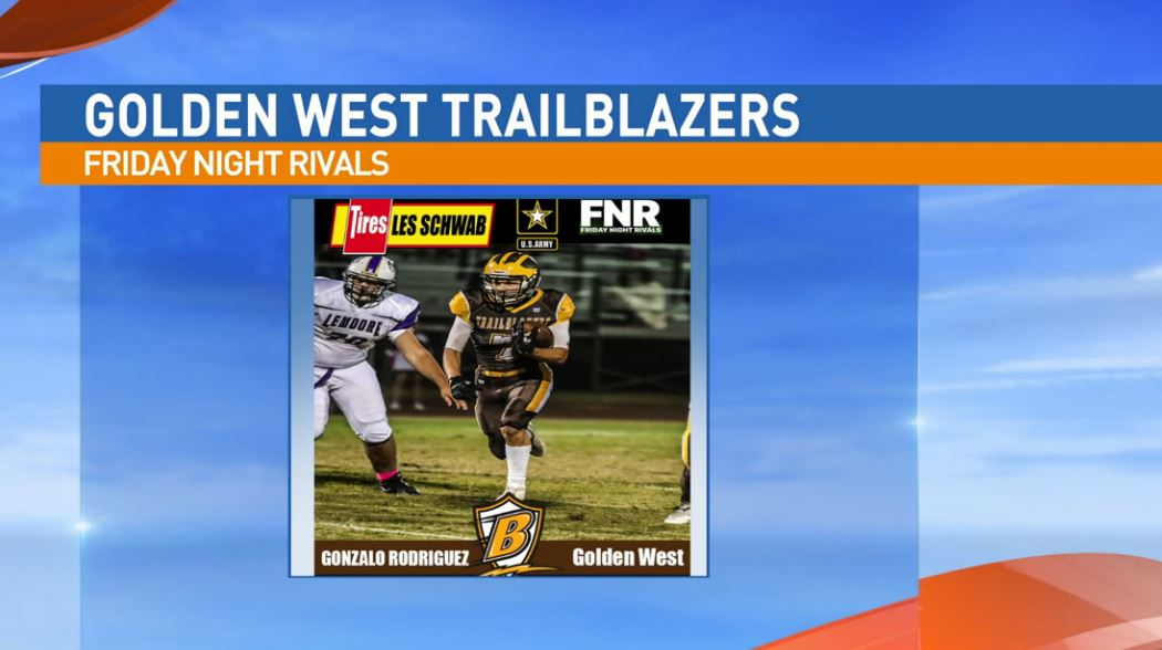 Golden West Trailblazers player to watch<p></p>