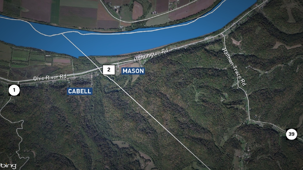 One killed in two-vehicle crash on Route 2 at Cabell/Mason