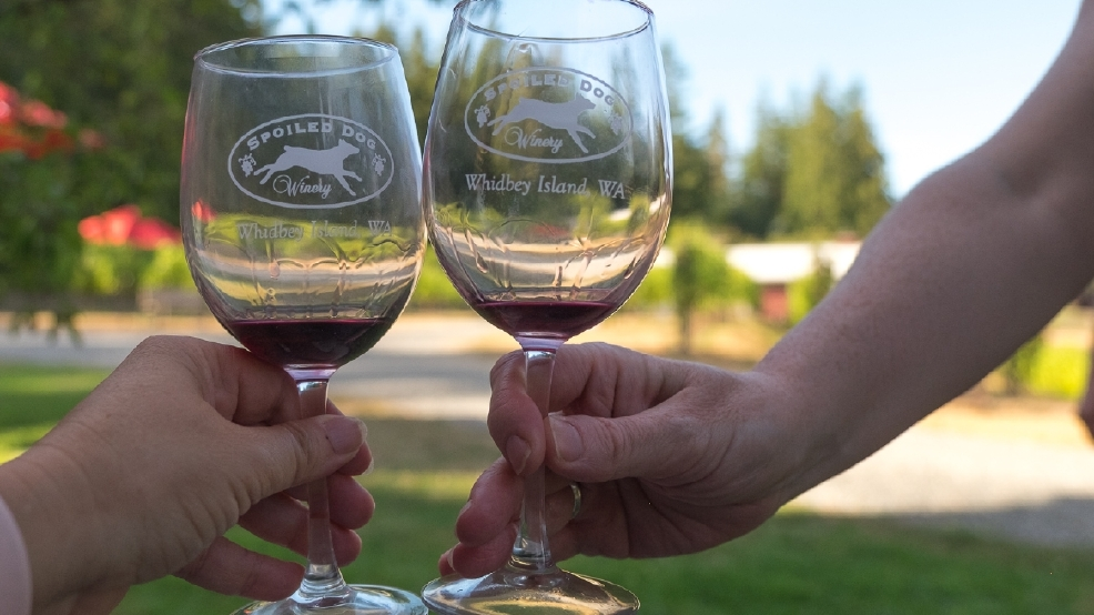 Wines of Whidbey Island