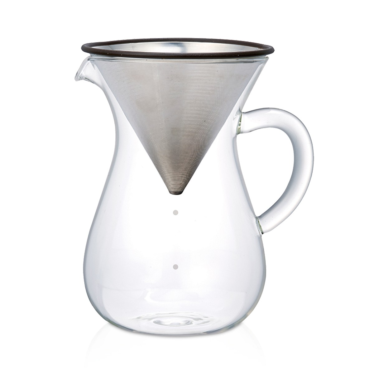 <p>Bloomingdale's Kinto simply chic carafe set provides style and the full-bodied taste of slow-drip coffee.{&amp;nbsp;} The set comes with a stainless steel filter and table service-ready carafe. The coffee lover on your list will be impressed by the thoughtful gift.{&amp;nbsp;} (Image: Bloomingdale's)</p>