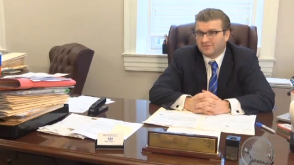 Bedford County Da Facing 31 Charges Related To Misconduct