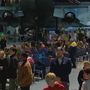 Students flock to The Museum of Aviation for annual robotics competition