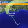 Tropical Storm Cindy - latest update