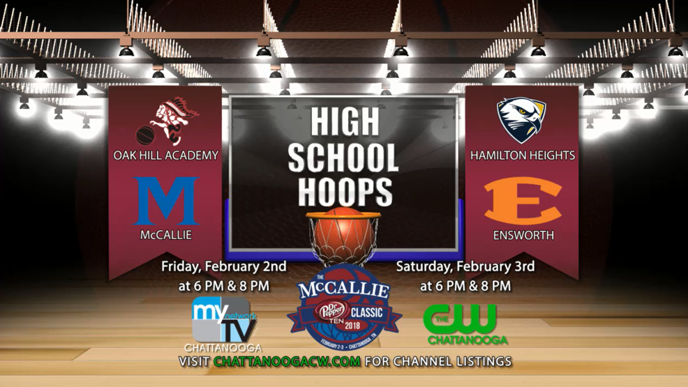 Chattanooga high school hoops news weather sports breaking news high school hoops to air dr pepper ten classic on mynetwork tv cw chattanooga fandeluxe Gallery