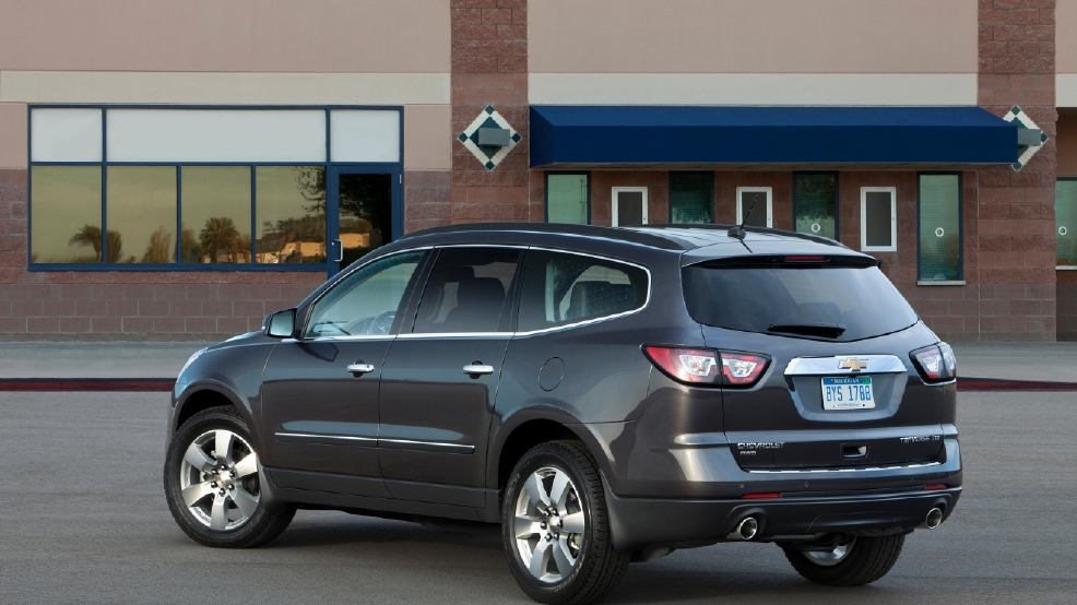 gm stops sale of suvs mileage on window stickers was. Black Bedroom Furniture Sets. Home Design Ideas