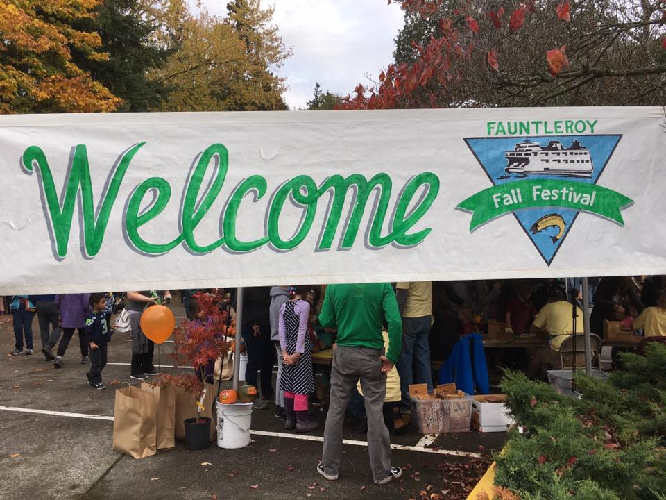 The festival happens on October 15th from 2-5 p.m. and includes food vendors, a petting zoo and pony rides. The Fauntleroy Fall Festival is an annual neighborhood celebration brought to you by the Fauntleroy Community Assocation, Fauntleroy Church UCC, West Seattle/Fauntleroy YMCA, Tuxedos & Tennis Shoes Catering, Endolyne Joe's, Fauntleroy Children's Center, Little Pilgrim School, Fauntleroy Schoolhouse. (Image: FCA webmaster Irene Stewart)
