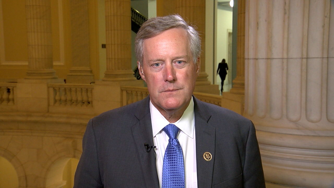 Rep. Mark Meadows (R-NC) spoke to WLOS from Capitol Hill on Nov. 30, 2016. (SBG)