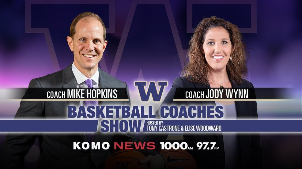 The Basketball Coaches Show with Mike Hopkins & Jody Wynn (2.18.19)