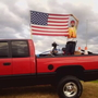 'They're a coward:' Iraq War veteran pleads with public to get stolen flag back