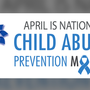 Three little angels bring awareness to Child Abuse Prevention Month