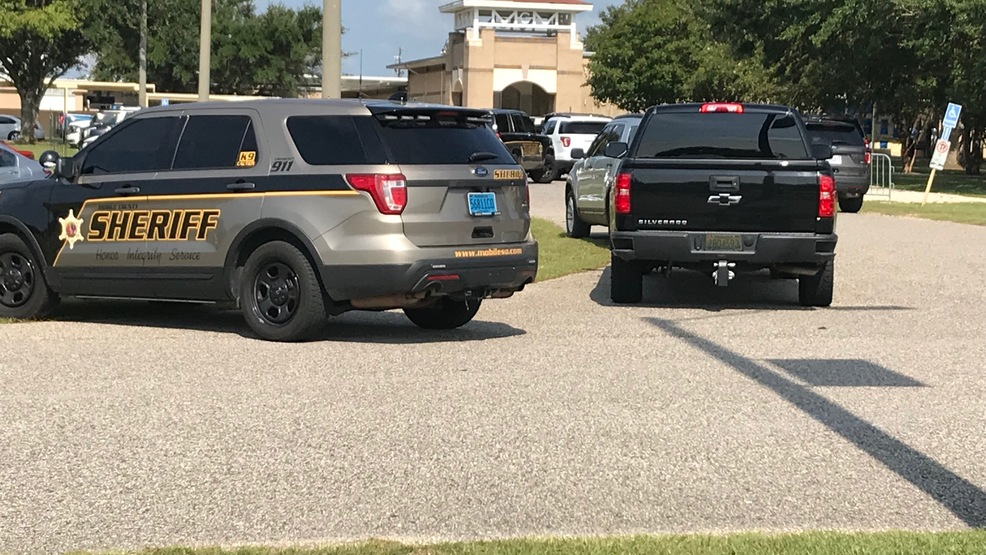 Mobile County Sheriff's Office responds to MGM high school