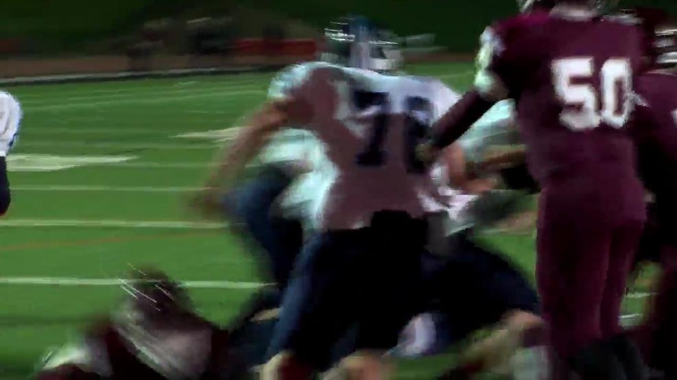 11.14.15- High School Fooball- Wheeling Central advances with win over Pendleton County
