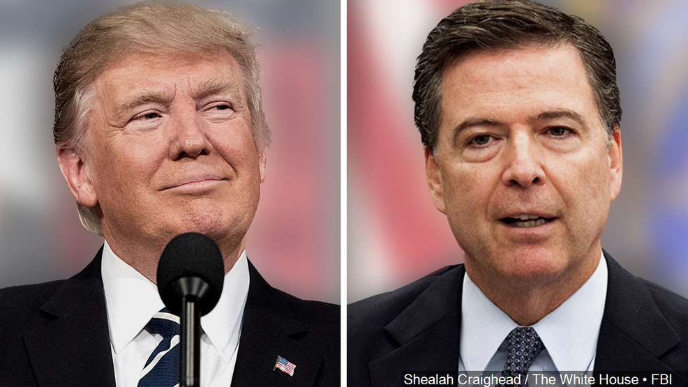 James Comey Says Donald Trump Is Morally Unfit To Be