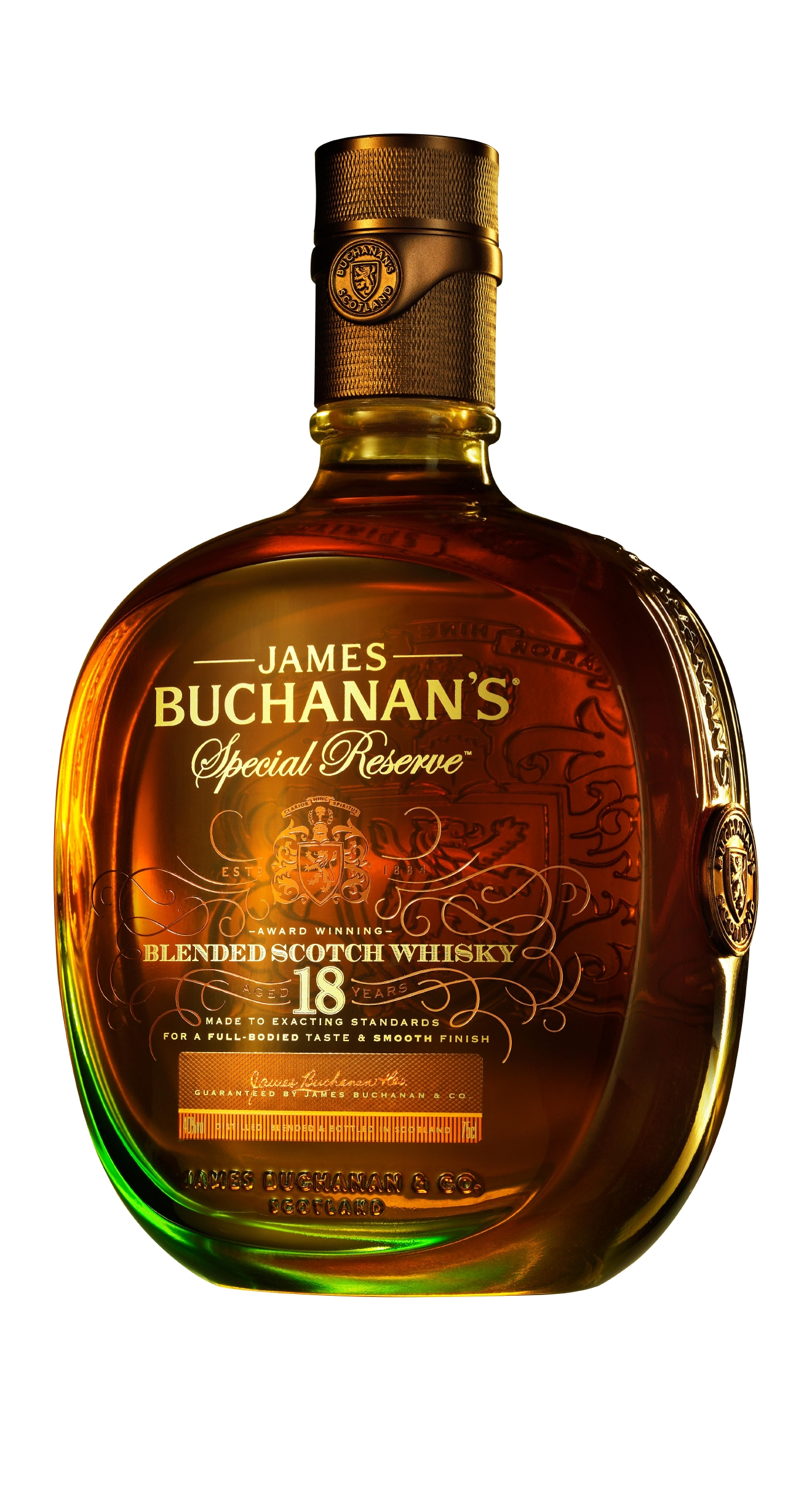 Buchanan's Special Reserve Whisky (Courtesy: Buchanan's Special Reserve)