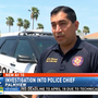 Palmview police chief placed on paid administrative leave amid investigation